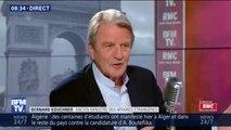 """Bernard Kouchner, ancien ministre des Affaires étrangères : """"C'est un drame pour l'Algérie de ne pas avoir une démocratie moderne"""""""