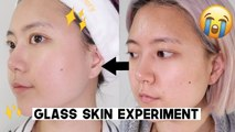 I Used 1 Product Only for 25 Days to Achieve Glass Skin | Q2HAN