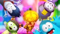 Spookiz | Concours de ping-pong | Zombie cartn | Dessins animés pour enfants |   prt 1/2