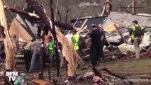 Une tornade en Alabama a fait au moins 23 morts