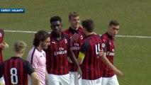Le joli coup-franc du fils de Maldini avec le Milan AC