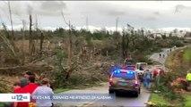 Tornades : chaos dans l'Alabama