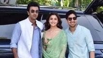 Brahmastra Movie First Look; ब्रह्मास्त्र फिल्म फर्स्ट लुक; Ranbir Kapoor, Alia Bhatt; Kumbh 2019