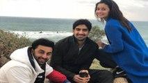 Alia Bhatt & Ranbir Kapoor's Brahmastra First Look will be unveiling At Kumbh   FilmiBeat