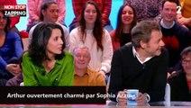 Les enfants de la télé : Arthur ouvertement charmé par Sophia Aram (vidéo)