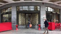 Ixelles - Le café Belga rouvert après les travaux de rénovation (vidéo Germani)