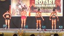 Female body builders at Thane Shree 2019 Body Building competition   Badlapur   Women's Bodybuilding