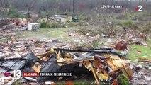Tornade meurtrière en Alabama : au moins 23 morts