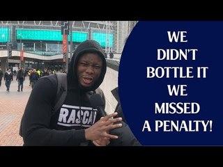 Tottenham 1 Arsenal 1 | We Didn't Bottle It We Missed A Penalty! | Feat. CheekySport Joel