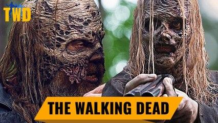 The Walking Dead: Beta, Alpha und Easter Eggs | Staffel 9 Episode 12