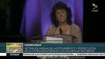 Se cumplen 3 años del asesinato de Berta Cáceres en Honduras