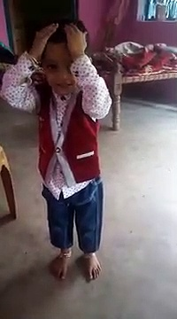 Technical DANCES child
