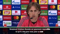 Cristiano Ronaldo manque beaucoup à Luka Modric