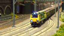 Heworth Sidings - Modular Exhibition N Gauge Model Railway Layout - Yorkshire Area Society | Pilentum Television - The world of model trains