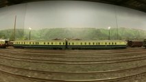 Train ride through a miniature world of the former industrial Ruhr district in Germany | Pilentum Television - The world of model trains