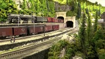 Model Railroad of the United States of America in HO scale
