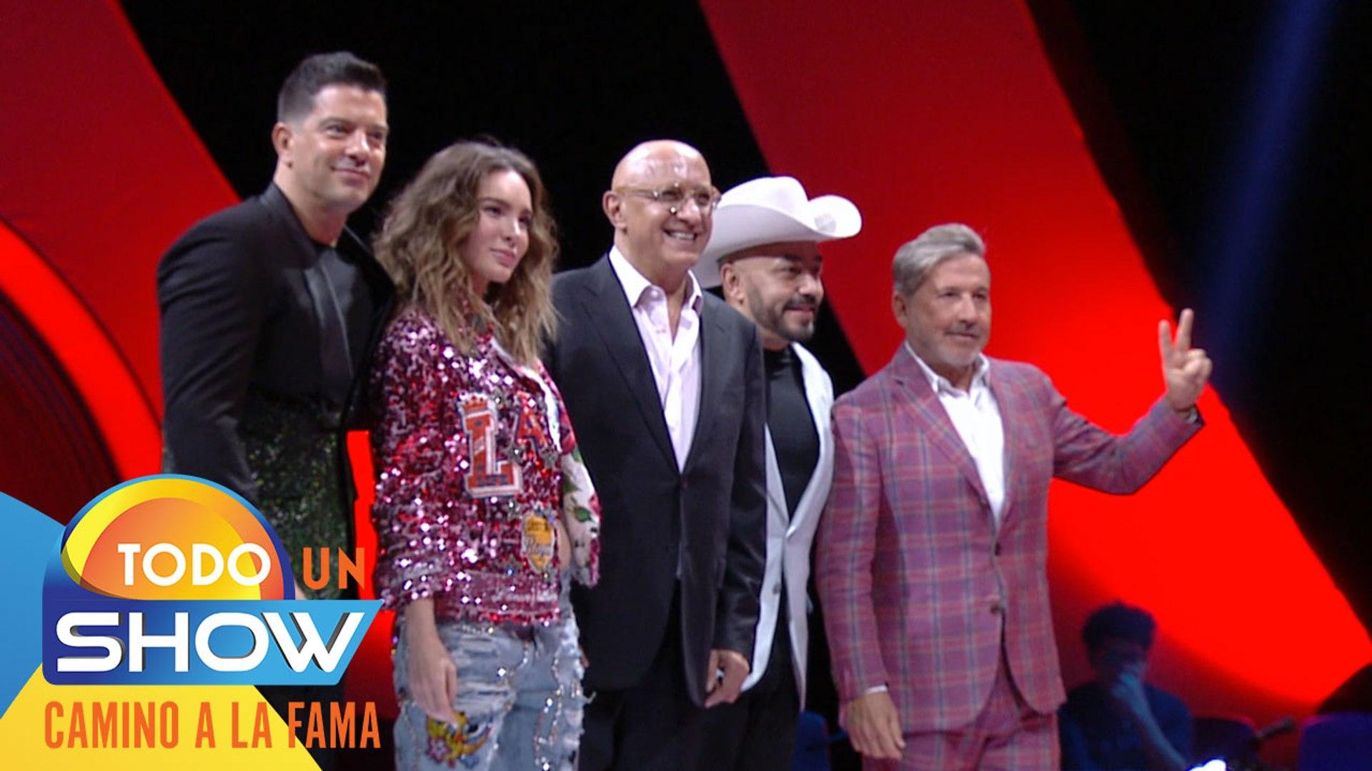 Todo Un Show | ¡Por fin se revelaron a los 4 coaches de La Voz!