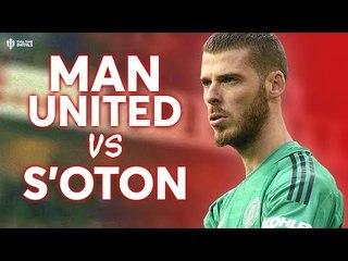 Manchester United vs Southampton PREMIER LEAGUE PREVIEW