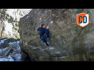 Now They Are Some Small Looking Crimps...| Climbing Daily Ep.1356