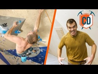 Progress: Matt And Hugo Battle The Project  | Climbing Daily Ep.1364