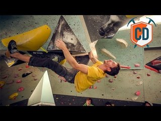 Stefano Ghisolfi At Blokfest Mile End | Climbing Daily Ep.1358