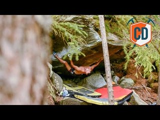 Sunset V10 Sends And Magic Wood Madness | Climbing Daily Ep.1361