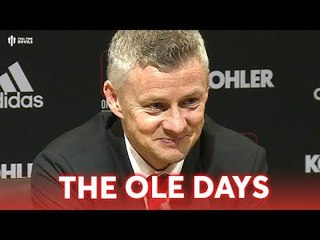 LIKE THE OLE DAYS! Manchester United 3-2 Southampton SOLSKJAER PRESS CONFERENCE