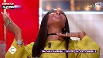 C à vous : Naomi Campbell en larmes en évoquant Nelson Mandela (vidéo)