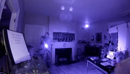 The Exchange Hotel and Civi War Museum Spirit in the Surgical Room Knockin Picture Off Wall Lunar Paranormal Virginia