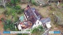 États-Unis : tornades meurtrières en Alabama