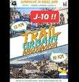 Pr attendre le trail urbain d'Angoulême, Course à pied en BD: Humour, Blues passions,...