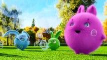 Dessin animé pour petit   Sunny Bunnies   LA MAGIE  PARAPLUIE   Cartoons drôles pour les enfants