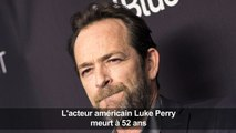 "Luke Perry, star de ""Beverly Hills, 90210"", est décédé"