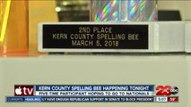After placing second place in spelling bee four times, this student is back