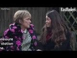 EastEnders: Jean's cancer secret | Stuart threatens Rainie over drugs past