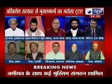 Tonight with Deepak Chaurasia_ Big fight - Vote Bank vs Communal riots