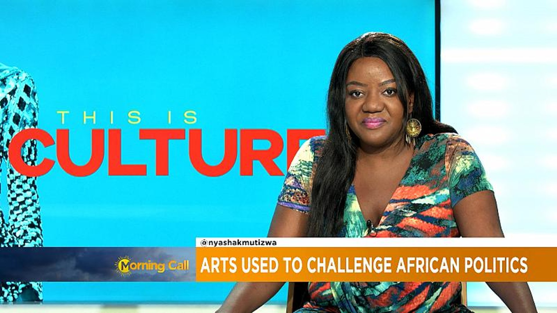 Arts used to challenge African politics [This is Culture]