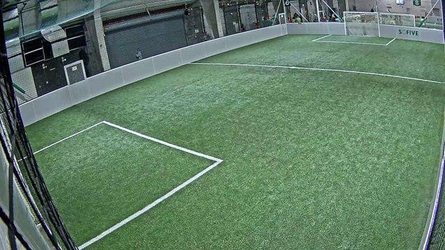 03/05/2019 00:00:01 - Sofive Soccer Centers Rockville - Maracana