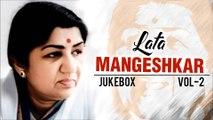 Lata Mangeshkar Hits | Top 25 Best Songs of Lata Mangeshkar | लता जी के गाने | Best of Lata | Vol -2