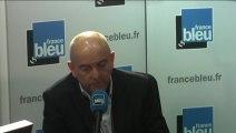 L'invité de France Bleu Matin 0503 Yves Lefebvre,  secrétaire général du syndicat Unité SGP Police