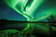 Les aurores boréales, où et quand les voir ?