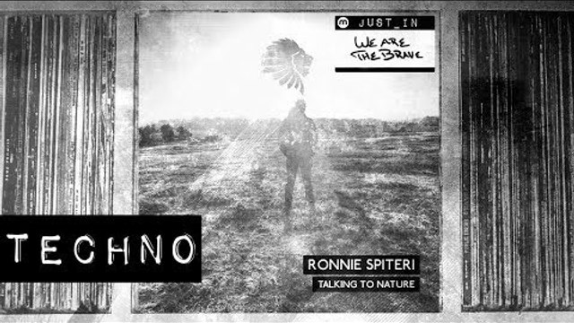 JUST IN: Ronnie Spiteri - Spirits [We Are The Brave]