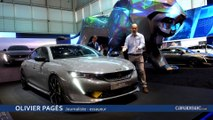 Peugeot 508 Sport Engineered Concept : prometteur - Salon de Genève 2019