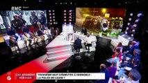 Les GG veulent savoir : Troisième nuit d'émeutes à Grenoble, la police en cause ? – 05/03