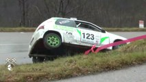 Rallye Pays du Gier 2018 Jump Crash and Show
