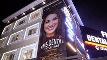 Top NABH ACCREDITED Dental Clinic - FMS DENTAL International Center, Hyderabad, INDIA