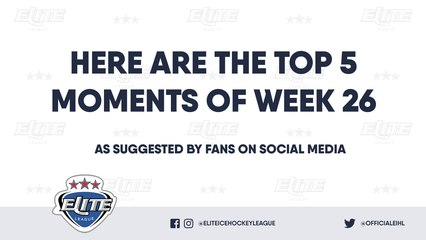Top Moments of Week 26