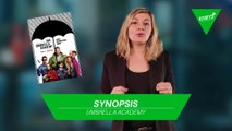 Umbrella Academy, la nouvelle série phare de NETFLIX