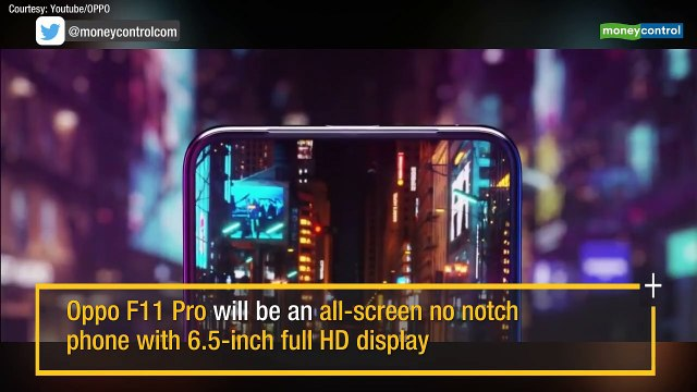 Oppo F11 Pro launch today: Specifications, expected price, all you need to know