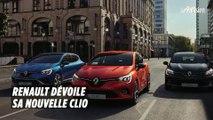 Renault dévoile sa nouvelle Clio